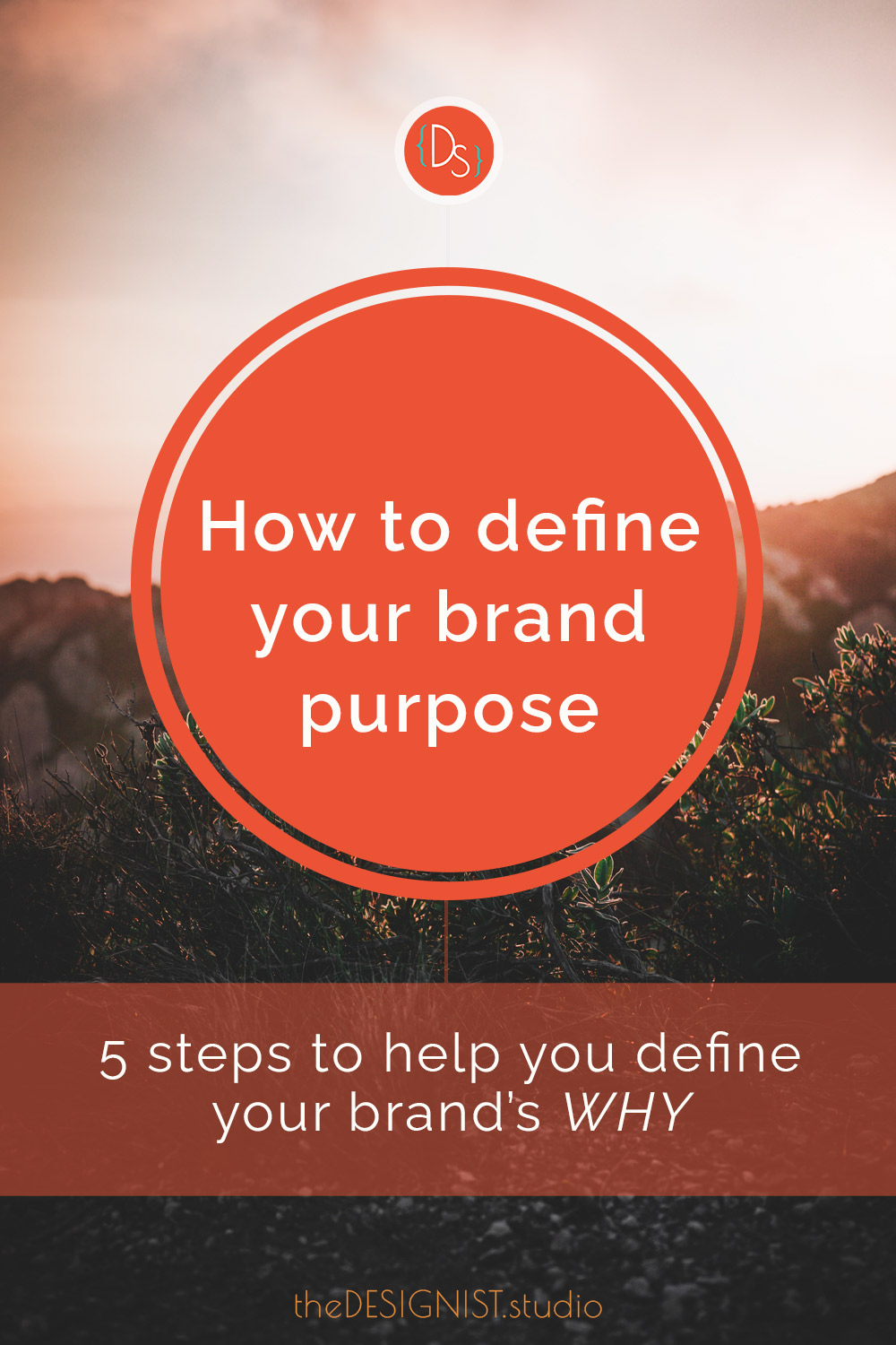 How to define your brand purpose