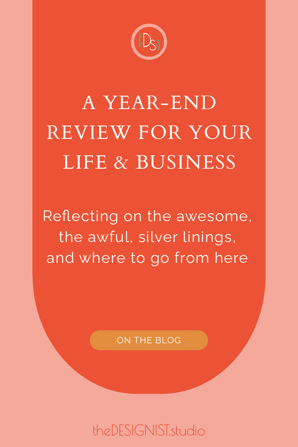A Year-End Review for Your Life & Business